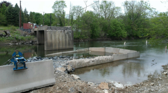 Sample Bridge Construction