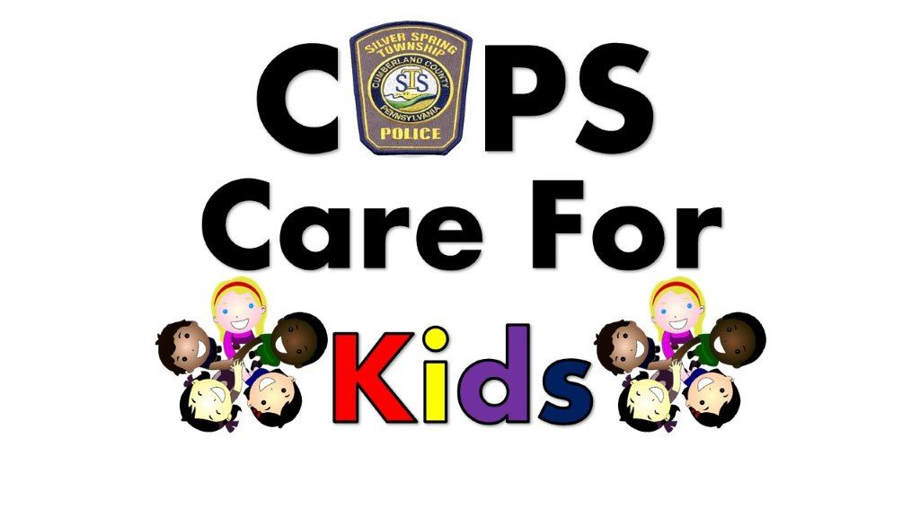 Cops Care for Kids logo