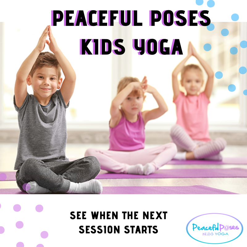 Kids Yoga Image Opens in new window
